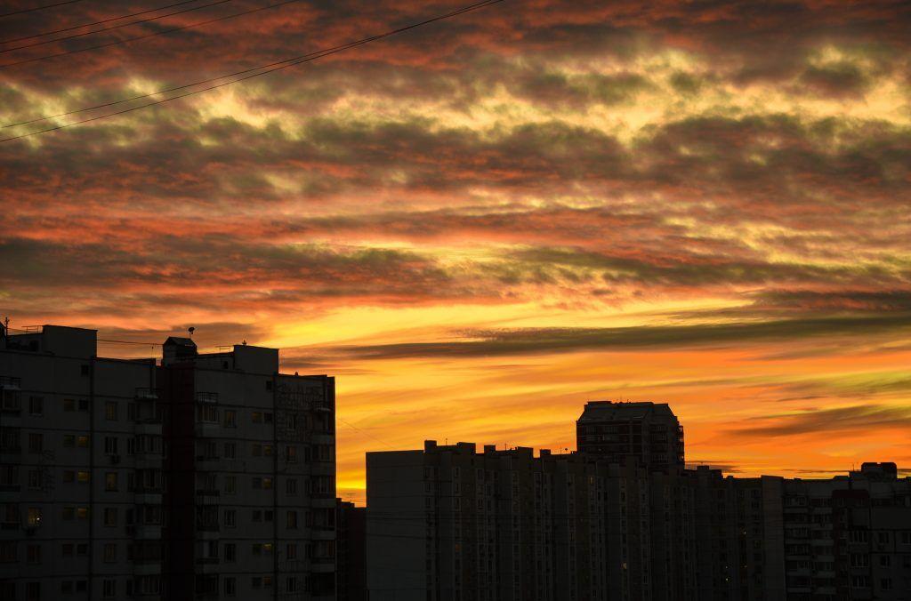 Вторник принесет в Москву положительные температуры