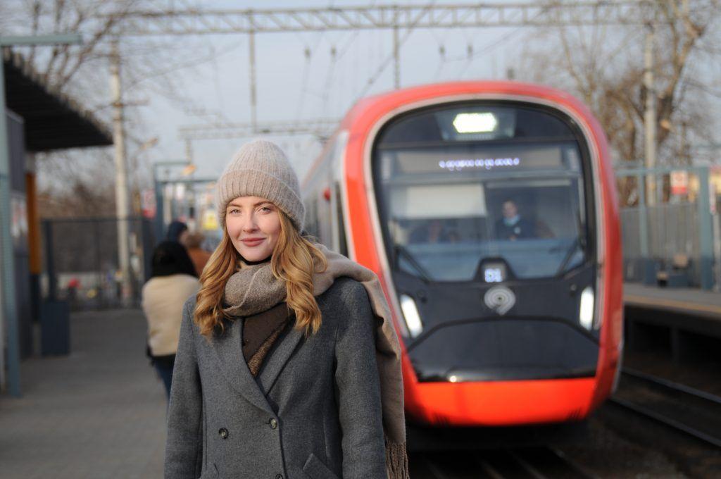 Станцию МЦД «Славянский бульвар» достроят через полгода