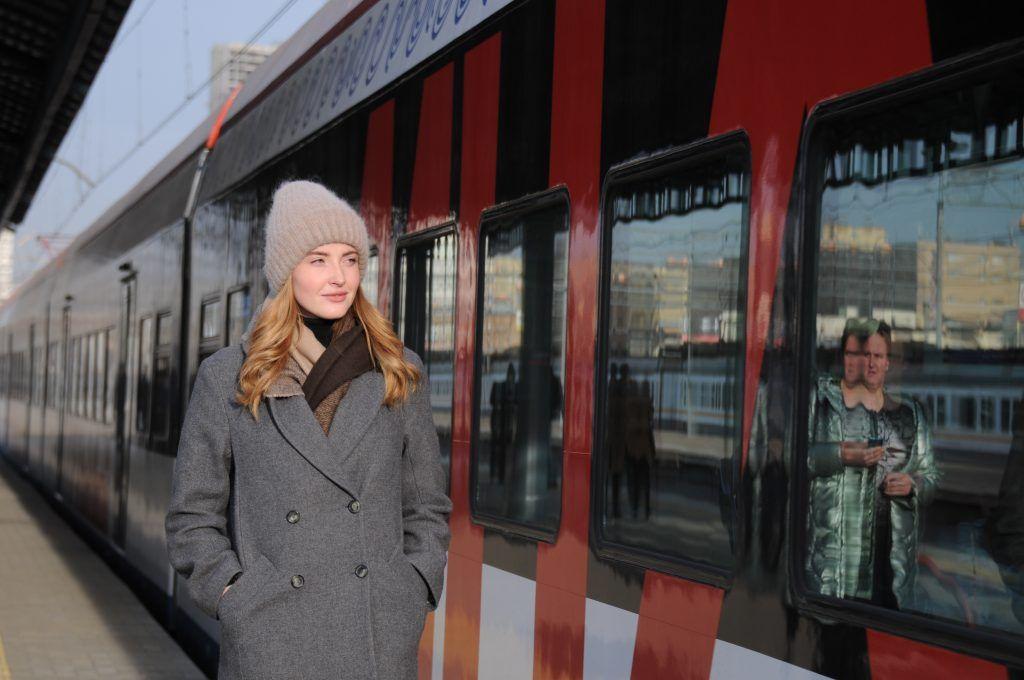 Более полумиллиона поездок совершили пассажиры Московских центральных диаметров за сутки