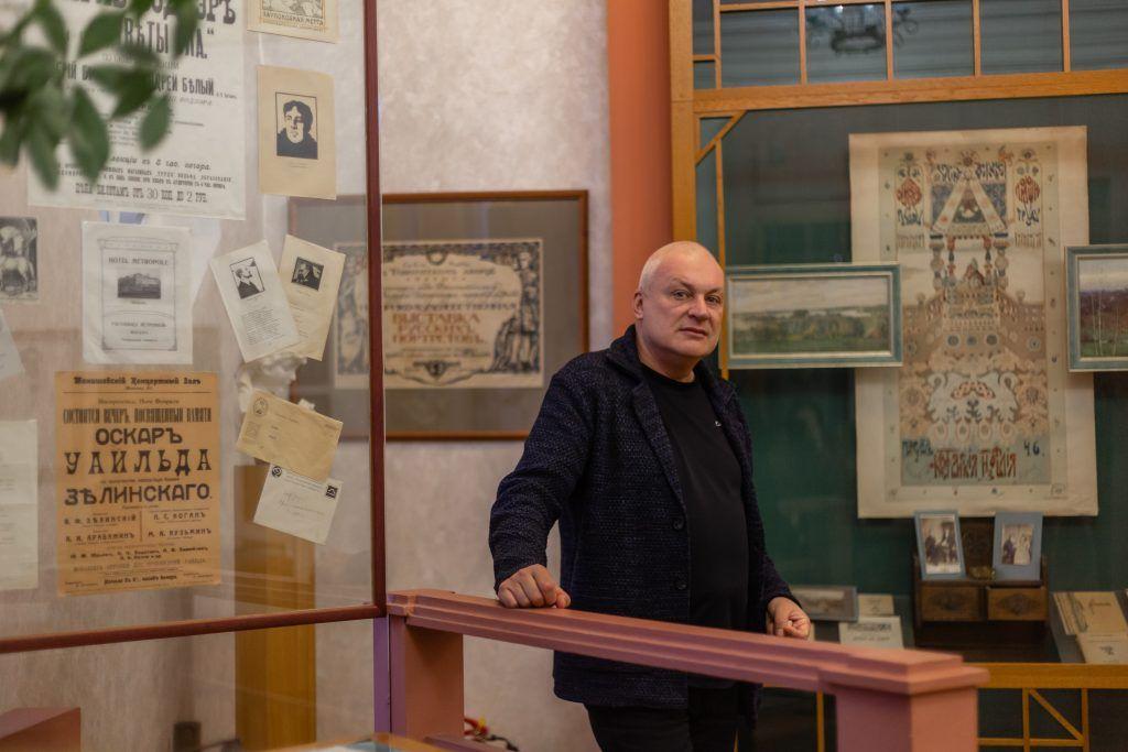 Михаил Шапошников: «Музейное дело стало более мультимедийным»