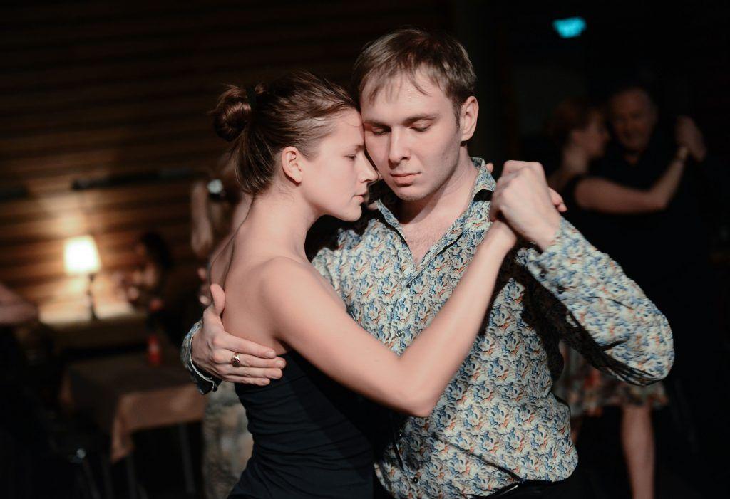 Среду на ВДНХ объявили Днем танго