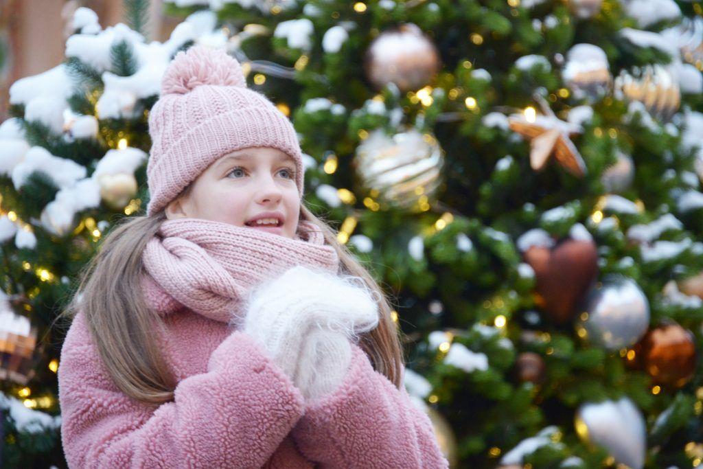Юных горожан пригласили на «Путешествие в Рождество» в центре Москвы
