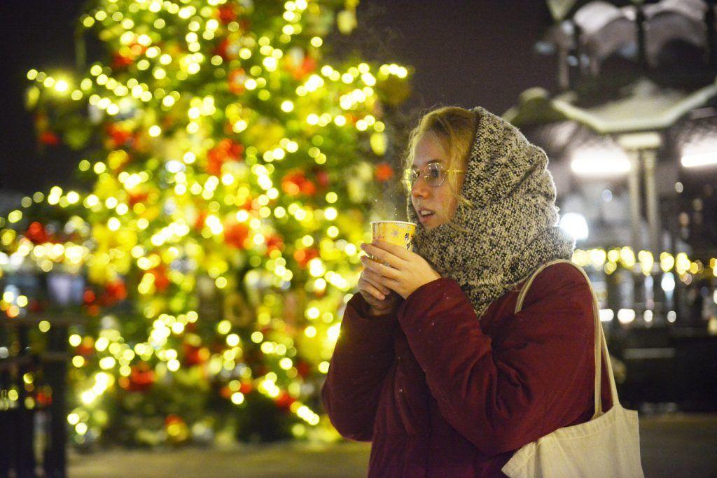 План основных мероприятий встречи Нового 2020 года и празднования Рождества Христова на территории Центрального административного округа города Москвы