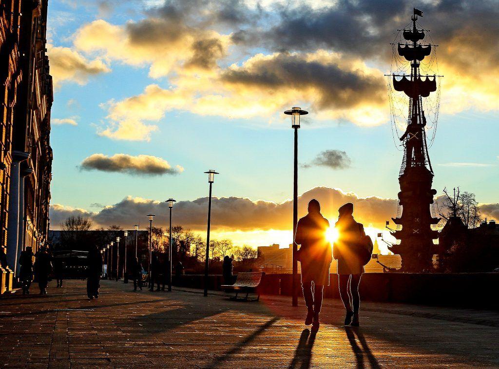 Московские синоптики пообещали плюс два в пятницу