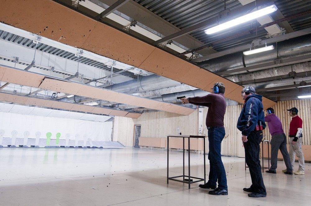 Спортивный центр с тиром, бассейном и залом боевых искусств откроется в Москве