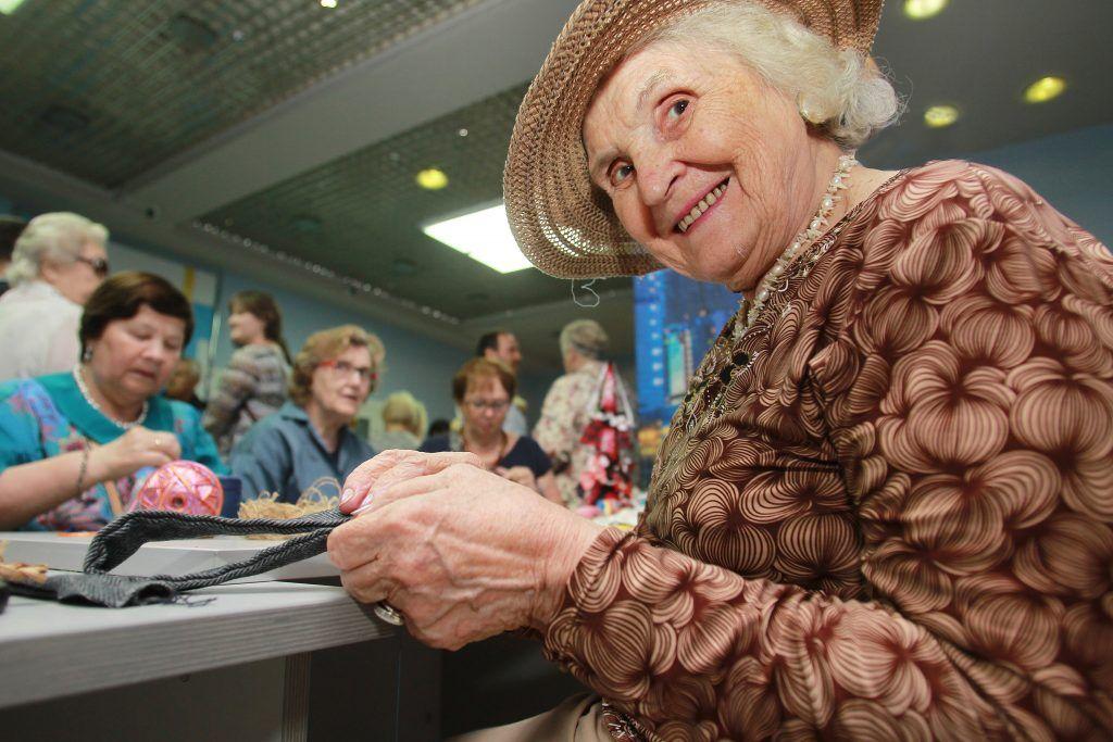 Участники проекта «Московское долголетие» получили специальные премии