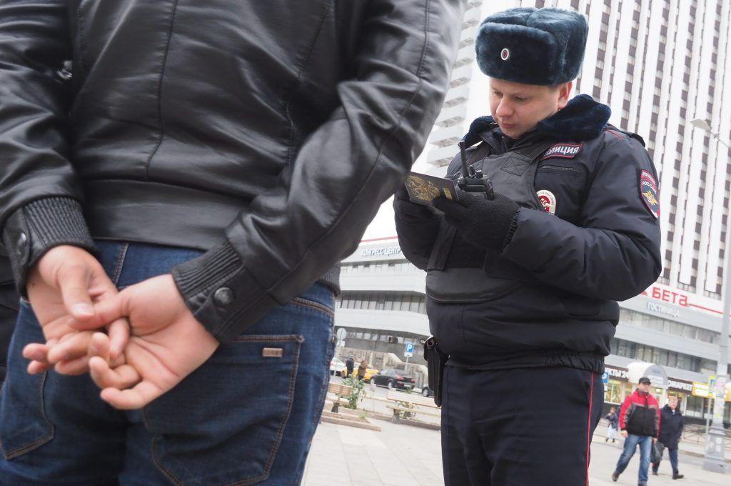 Оперативники Пресненского района столицы задержали подозреваемого в мошенничестве