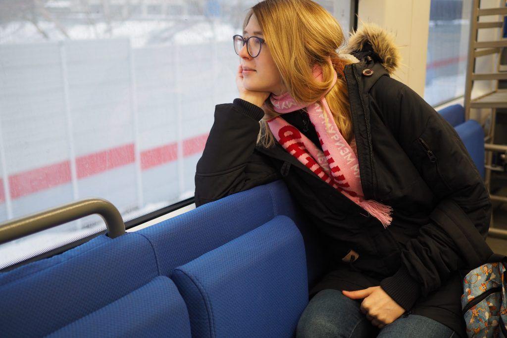 Есть рекорд: более 580 тысяч пассажиров проехали по МЦК в среду