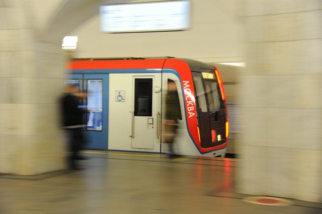 Будущий полицейский задержал вооруженную пассажирку метро в центре Москвы