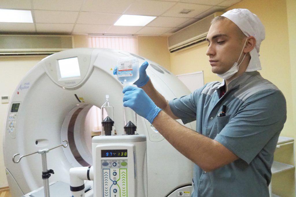 Москва стала пионером инновационных закупок медицинского оборудования в России