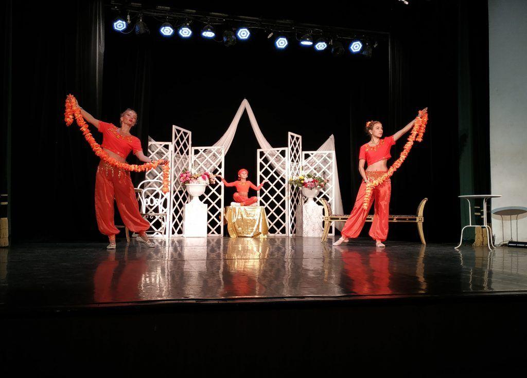 Москвичей пригласили на спектакль «Баядера» в Дом культуры «Стимул»