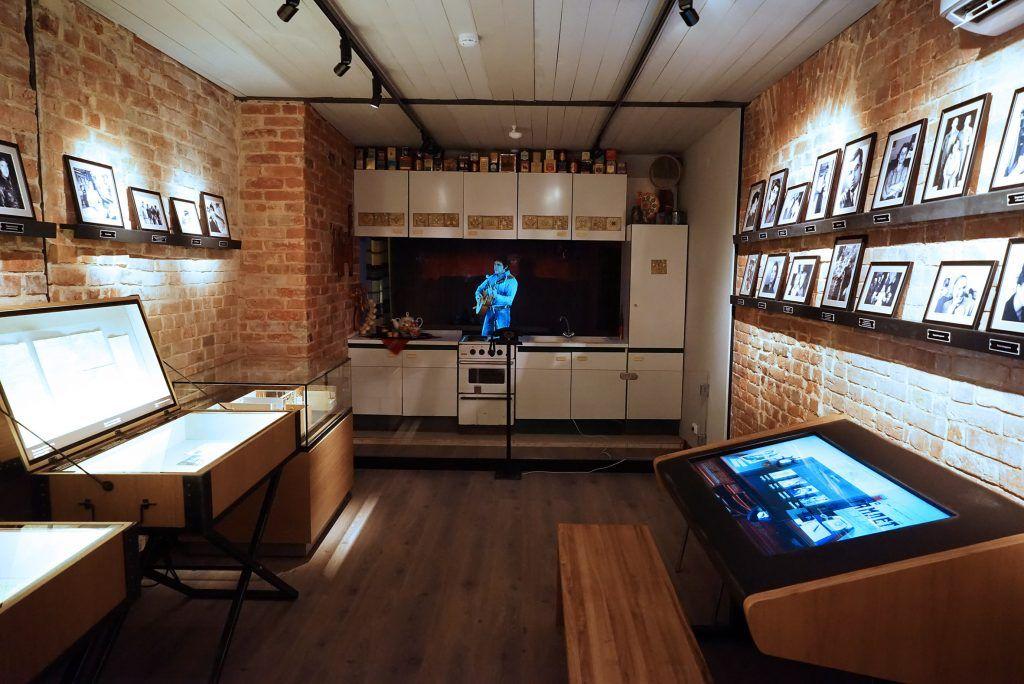 Дни бесплатного посещения проведут в Музее Владимира Высоцкого
