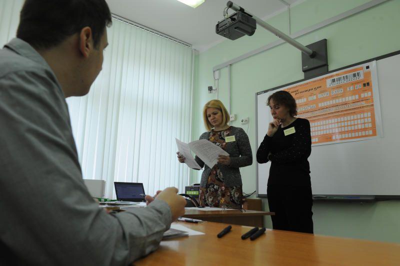 Московские школьники могут принять участие в предпрофессиональном экзамене