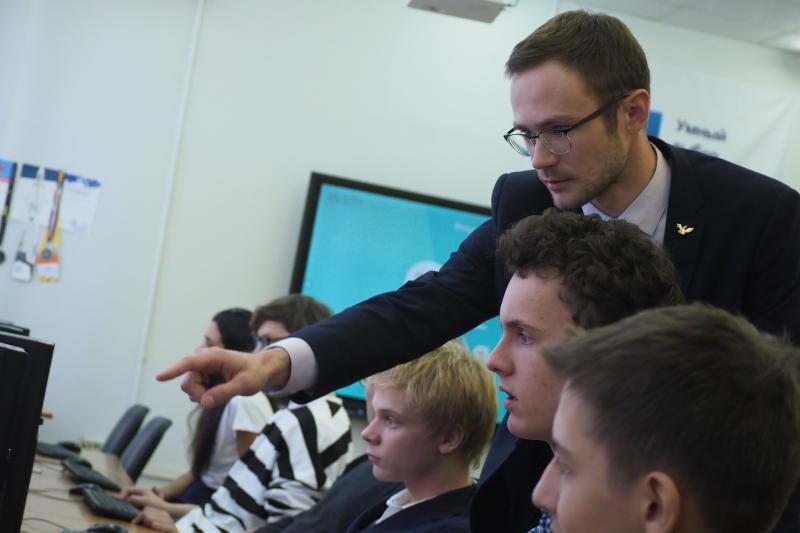 Педагоги могут подать заявку на конкурс «Учителя года Москвы-2020»
