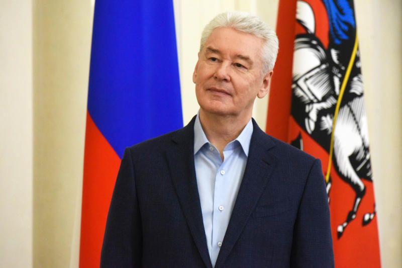 Собянин посетил производственную площадку ЭкоТехноПарка «Калуга»