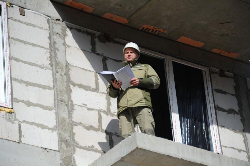 Жители 995 квартала не поддержали адрес строительной площадки под реновацию