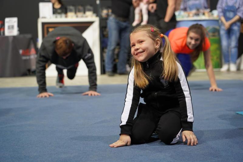 Москва расширяет возможности горожан для занятий спортом. Фото: Денис Кондратьев