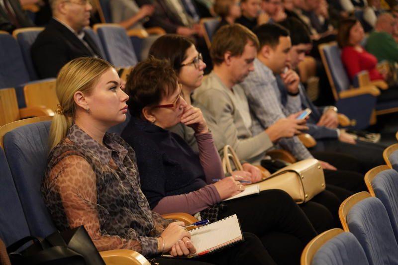 Молодые парламентарии Пресненского района организуют концерт