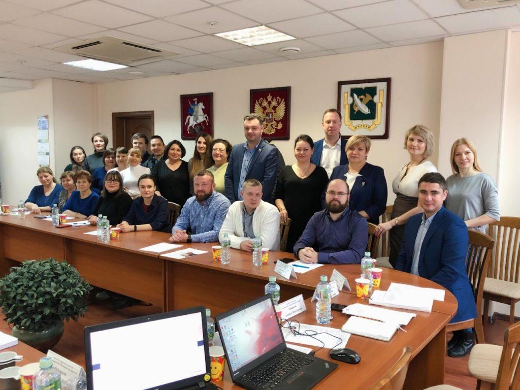 Кадастровая палата по Москве провела завершающий в 2019 году консультационный семинар для кадастровых инженеров