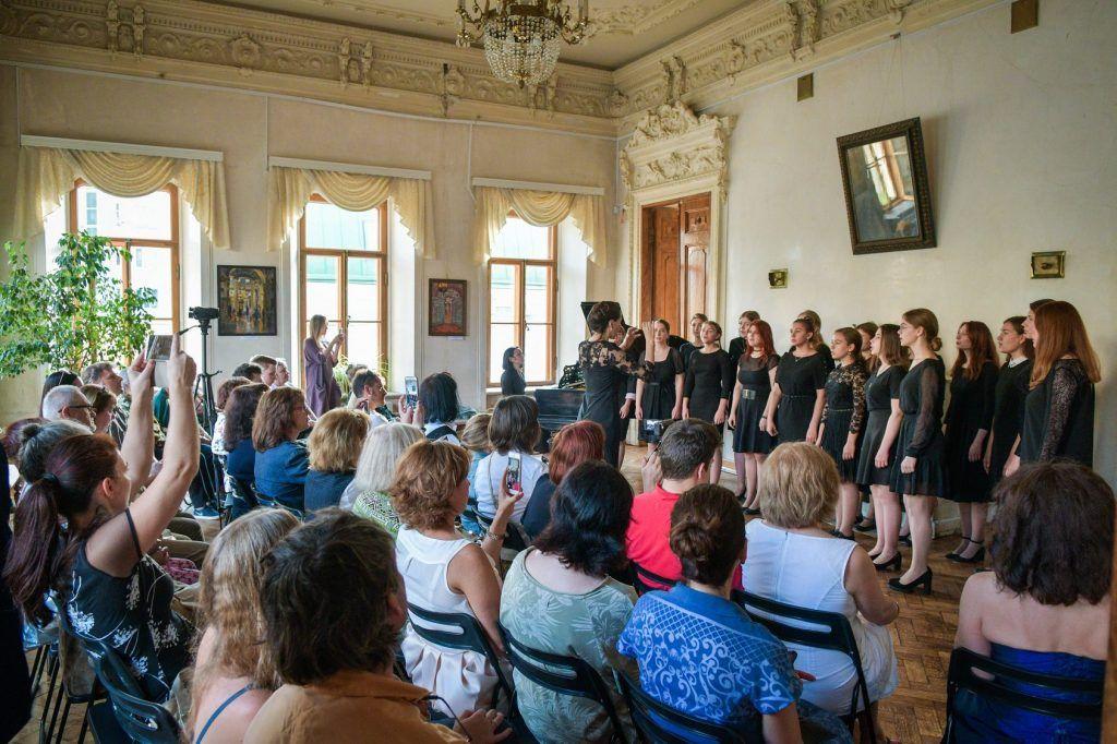 Жителей Москвы пригласили на концерт в библиотеку имени Александра Пушкина