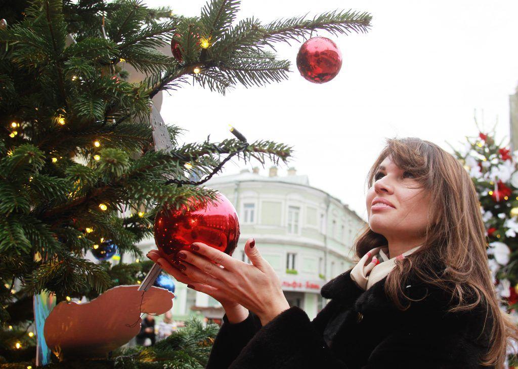 Фотофакт: последние дни «Путешествия в Рождество»