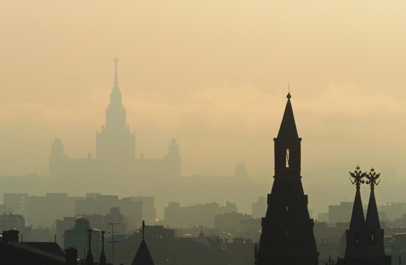 Туман сохранится до 19 января. Фото:Антон Гердо