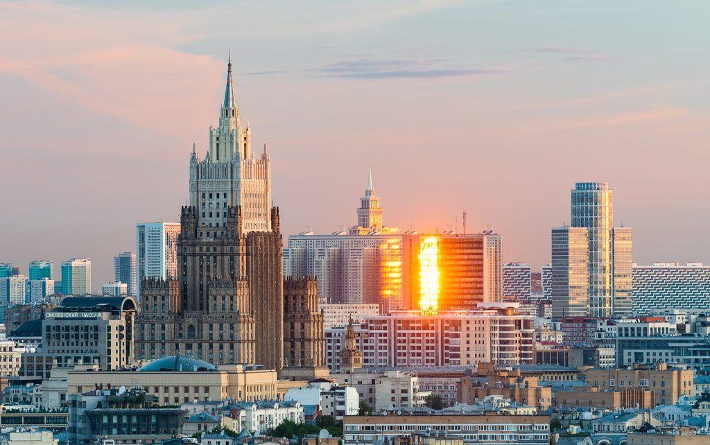Москву включили в рейтинг лучших городов мира