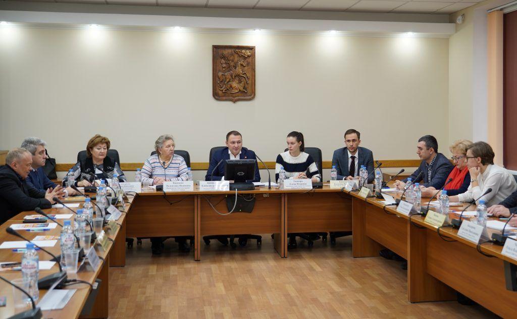 Заседание Организационного комитета «Победа» провел глава управы Таганского района