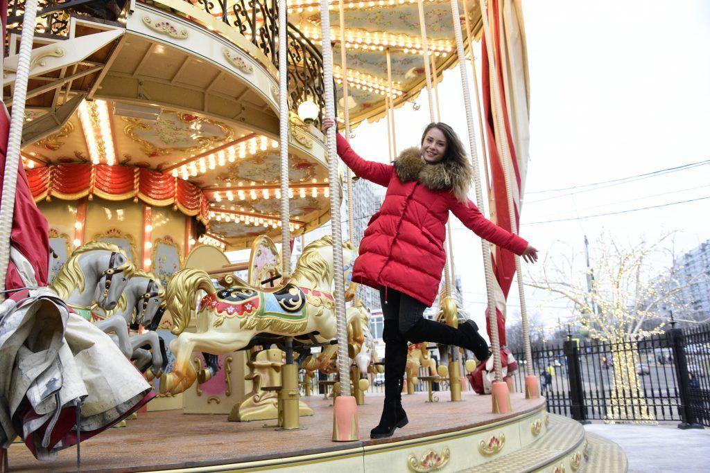 Свыше 50 площадок фестиваля «Путешествие в Рождество» будут работать до конца января