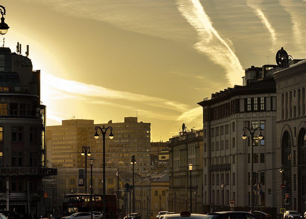 Пятница станет последним пасмурным днем недели в Москве