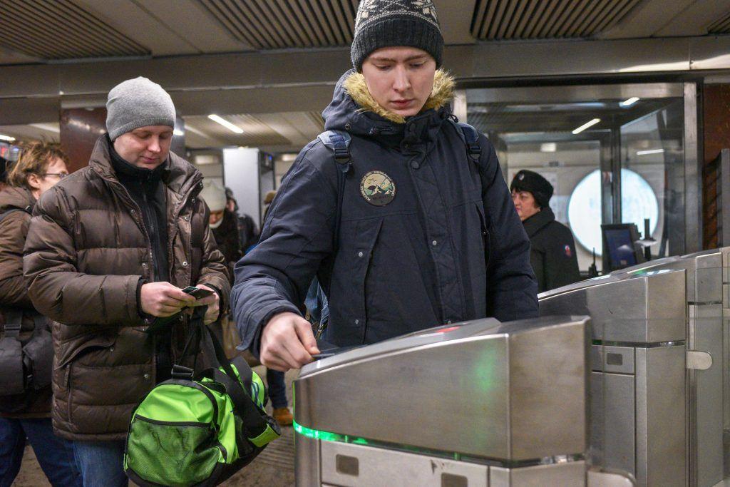 Водителей Москвы попросили пересесть на метро и МЦК