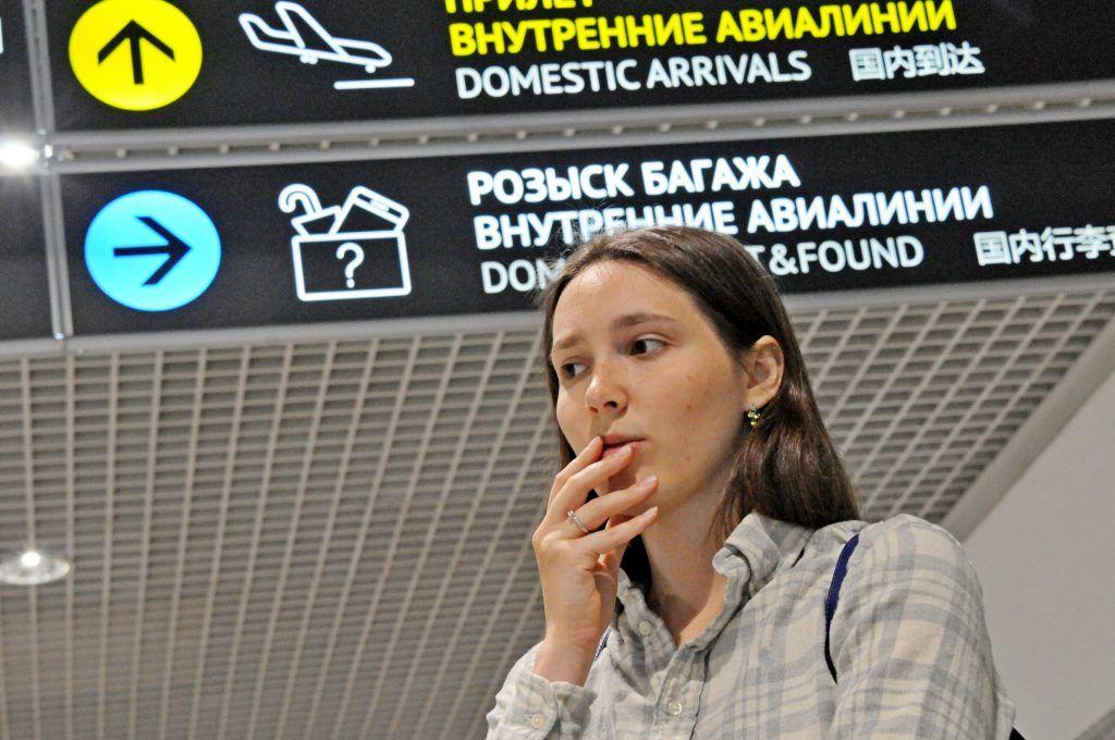 Самолет«промахнулся» мимо посадочной полосы в Домодедово, жертв нет