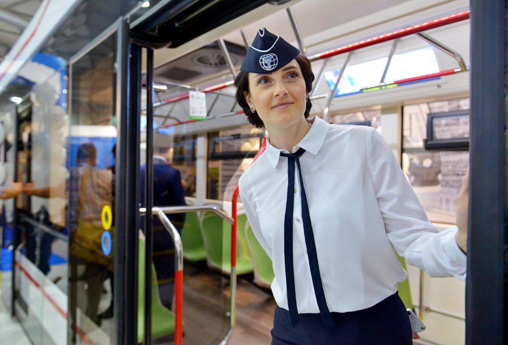 Москвичи высказались за замену дизельных автобусов на электробусы