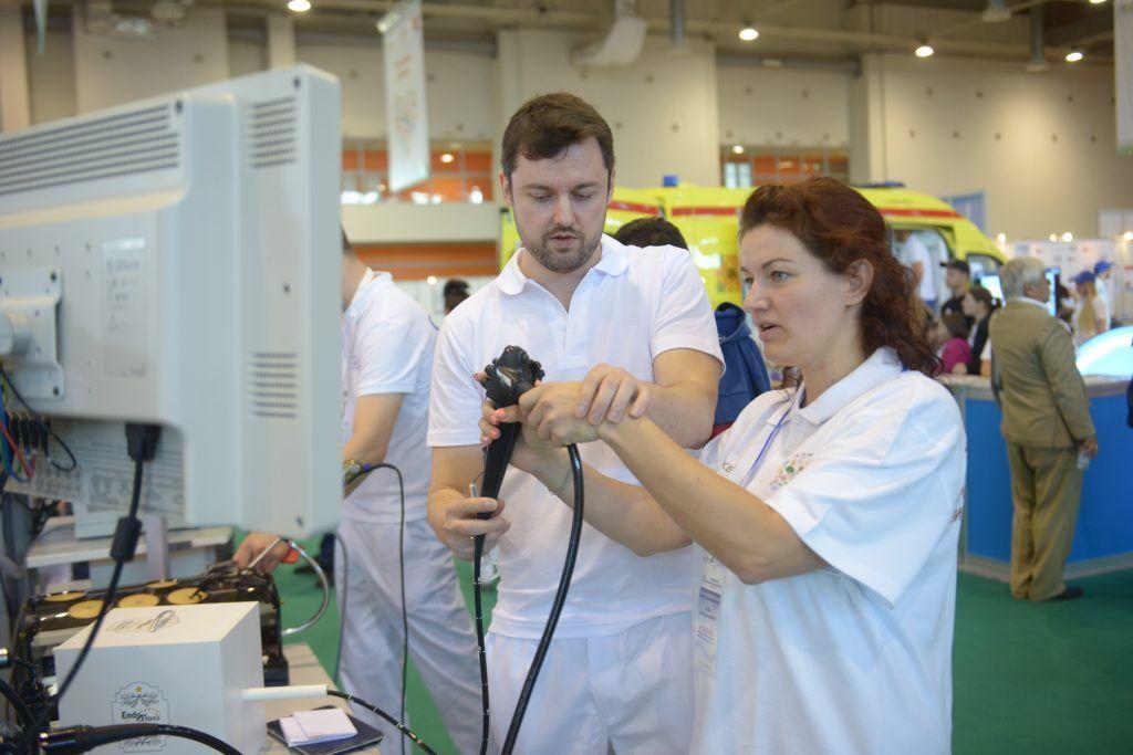 Специалисты из Европы и США прилетели на Ассамблею «Здоровая Москва»