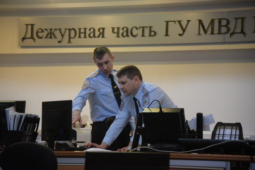 Полиция обезвредила мужчину с заложницей в районе «Москва-Сити»