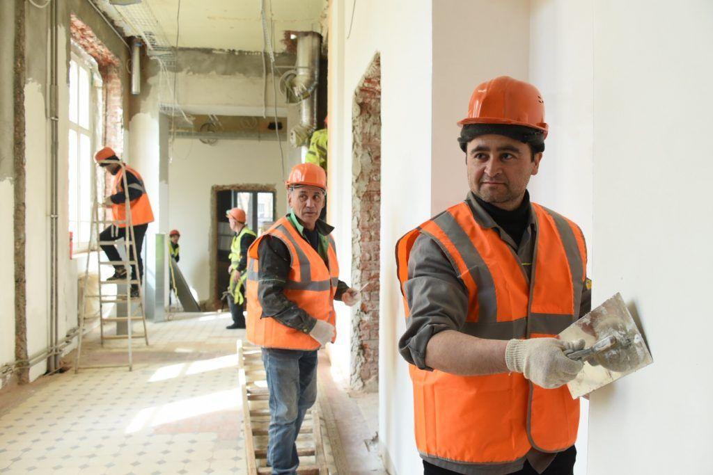 Москва объявила конкурс на реставрацию корпуса Боткинской больницы