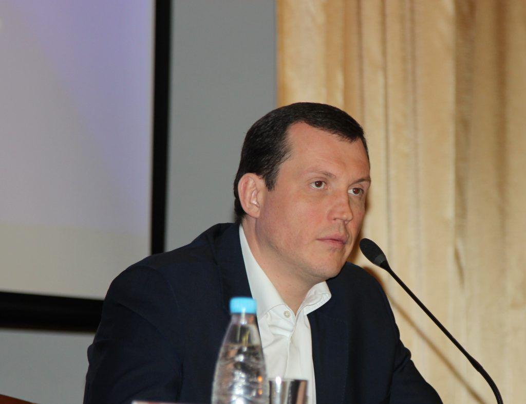 Префект ЦАО Владимир Говердовский 22 января встретится с жителями района Замосковоречье