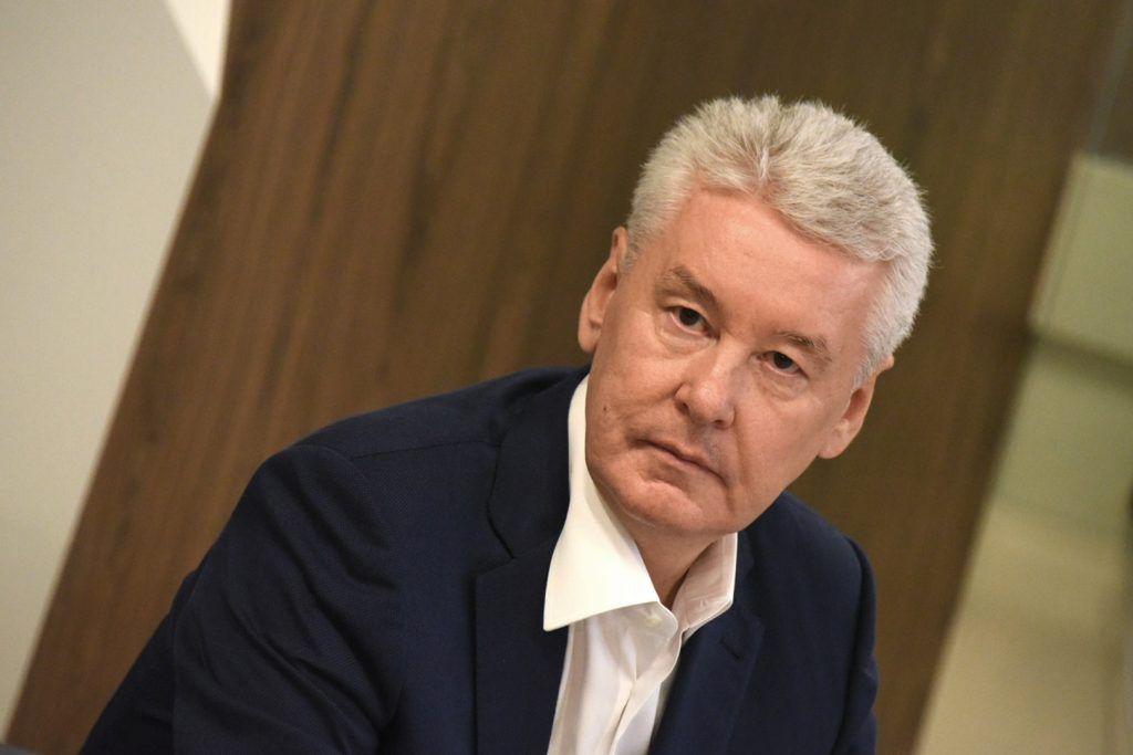 Сергей Собянин создал штаб по ситуации с коронавирусом в Москве