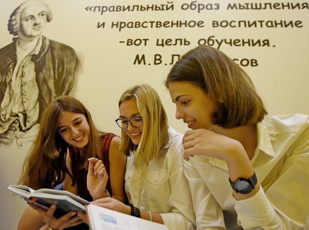 Более 80 процентов москвичей поддержали проект «Школа старшеклассников»