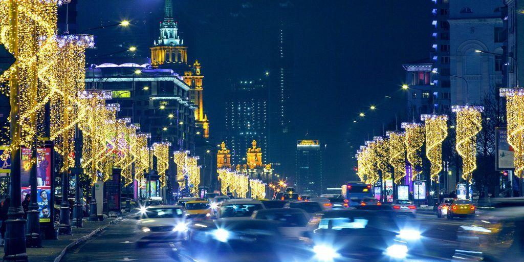 Режим работы городского транспорта продлят в Рождественскую ночь