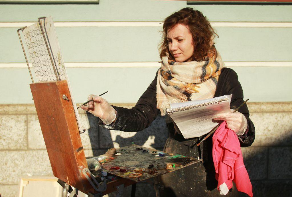 Лаборатория молодого художника откроется на ВДНХ в воскресенье