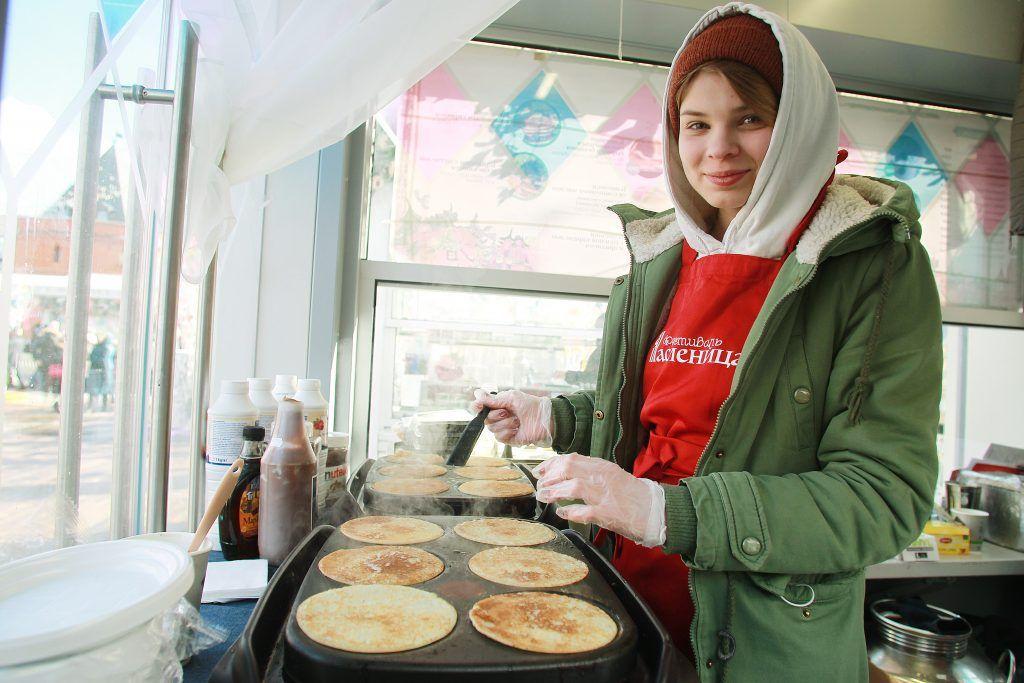 Фестиваль «Московская Масленица» стартует ровно через месяц