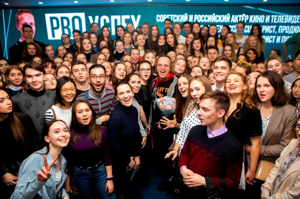 Пироги на Пироговской: День студента отметили в Сеченовском университете