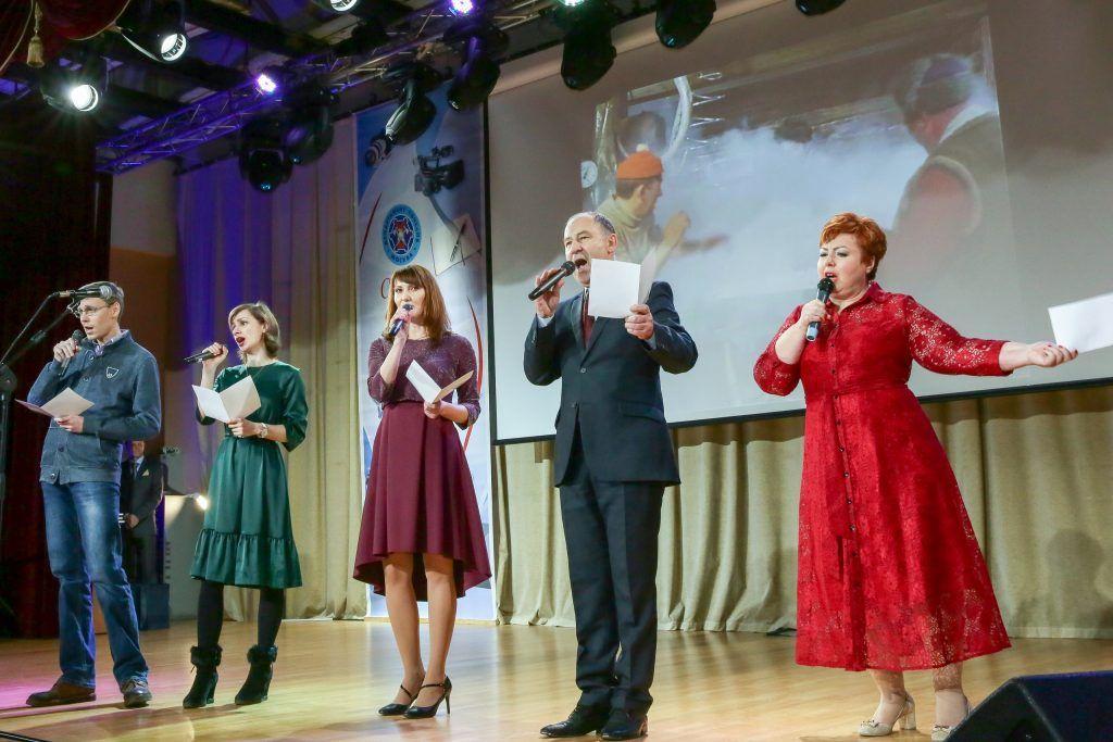 «Слово во благо спасения»: награждение сотрудников средств массовой информации Москвы
