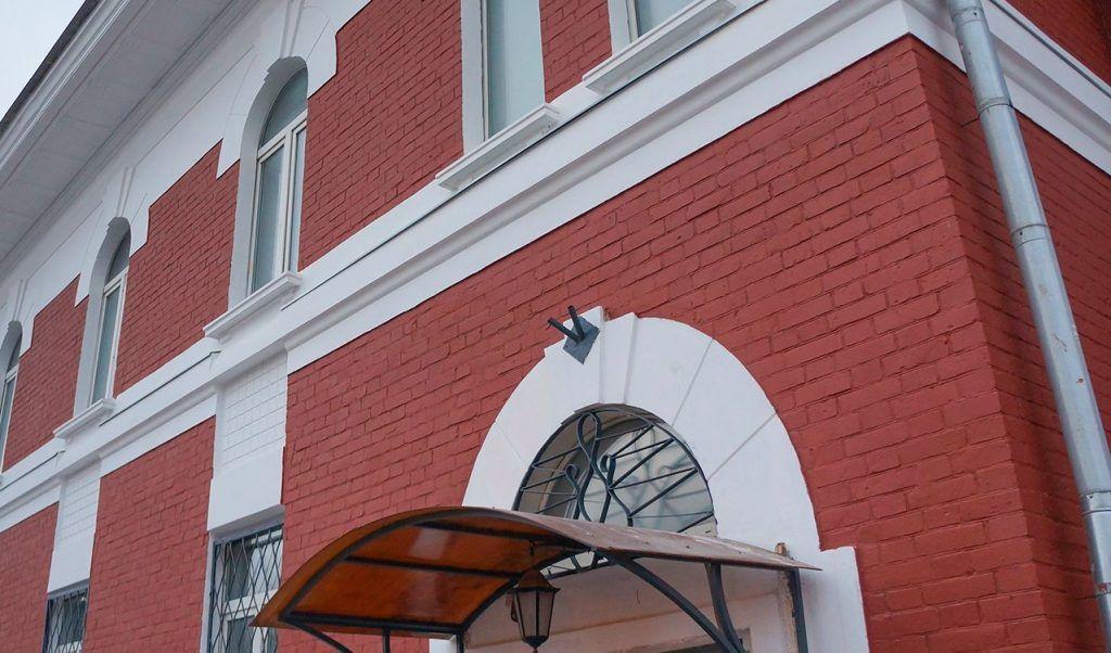 Ремонт здания проведут на Малой Бронной улице