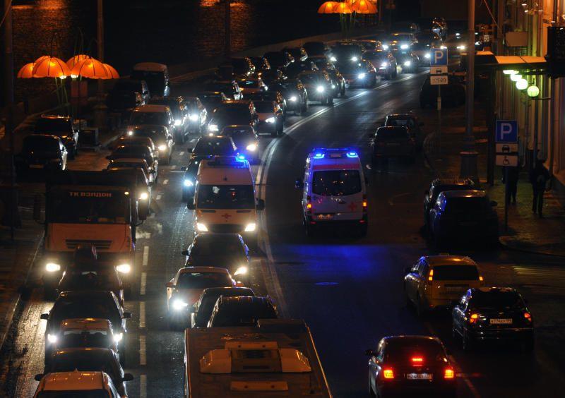 Москва вышла из топ-5 городов мира с самыми загруженными дорогами