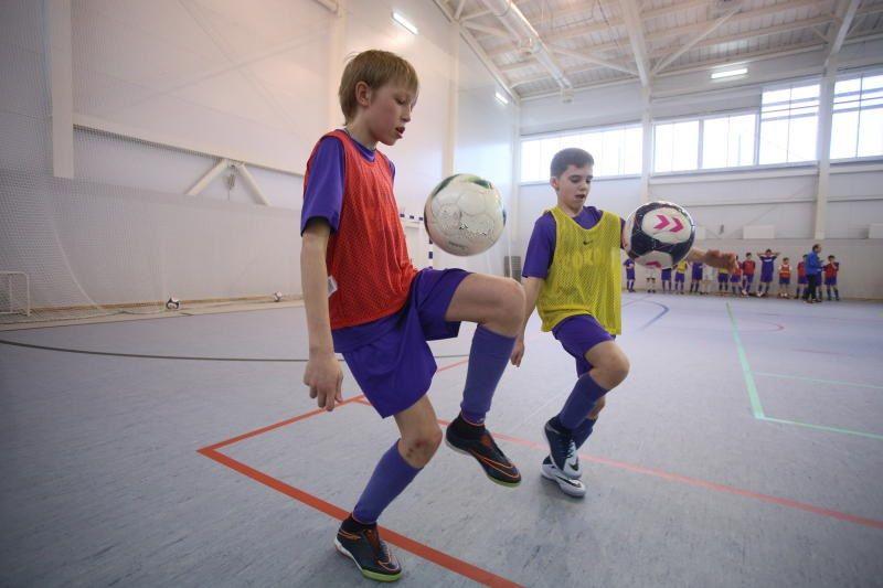 Дети из района Хамовники выступят на окружном соревновании по мини-футболу