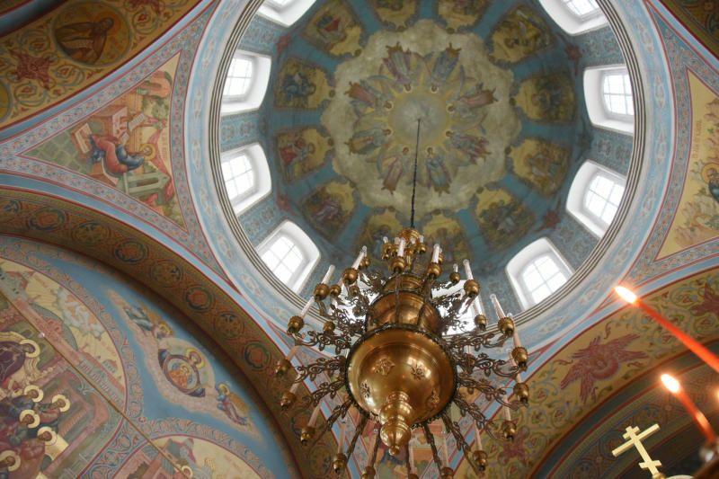 Храм святителя Николая на Трех Горах отреставрируют. Фото: Владимир Новиков, «Вечерняя Москва»