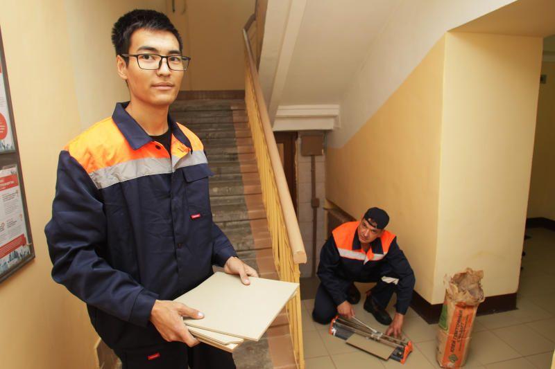 Капитальный ремонт жилого дома завершат в Шмитовском проезде