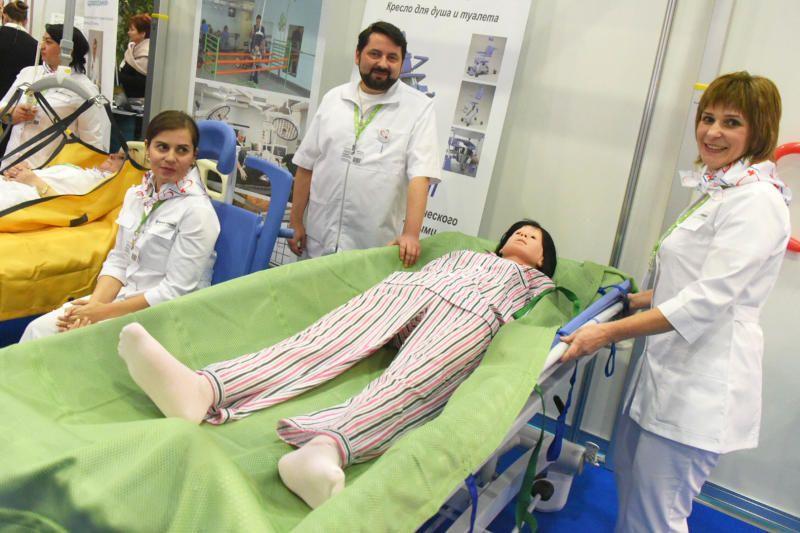 На ассамблее «Здоровая Москва» названы лучшие проекты в здравоохранении